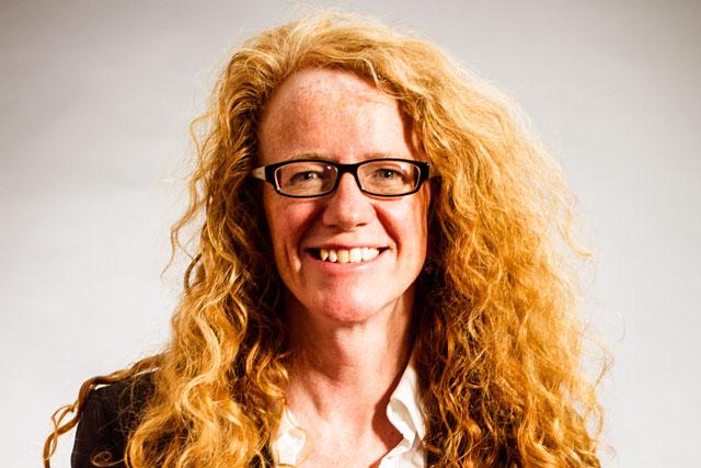 Sally Hancock: (photo: Malcolm Griffiths/LAT)