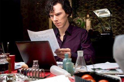 Sherlock Holmes: bound for China