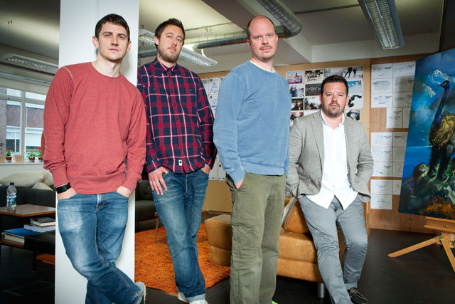 Creature of London's founders reveal their creative approach to agency life