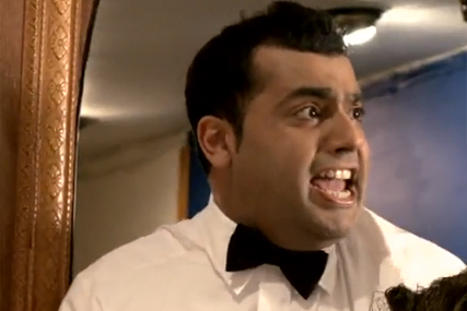 Paddy Power: curry house ad banned