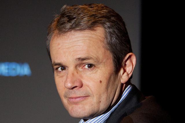 Simon Rees, managing director, Digital Cinema Media