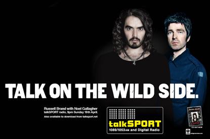 Talksport... UTV station