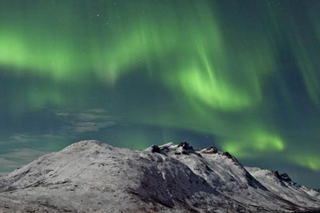 Northern Lights: one of the attractions highlighted in Innovation Norway campaign