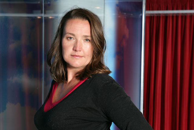 Gail Gallie is the chief executive of Fallon London