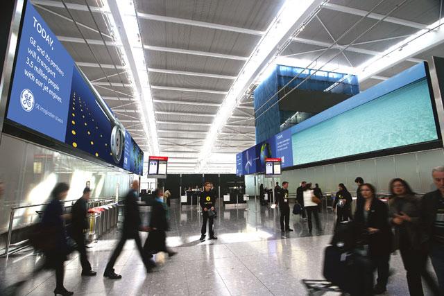 Heathrow: WorldPoints scheme rewards shoppers