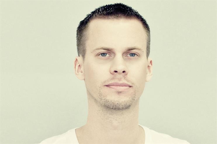 Martin Jon Adolfsson: joins TBWA from Razorfish