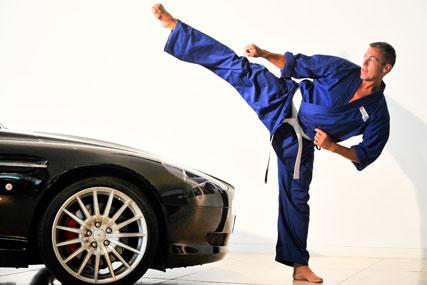 Motors.co.uk: fitness expert Dean Hodgkin
