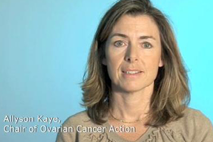 Ovarian Cancer Action: increasing the public's awareness of ovarian cancer