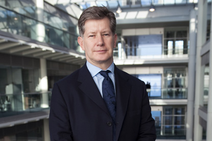 John Cresswell...named ITV's interim CEO