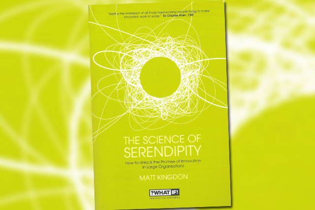 The Science of Serendipity: How to Unlock the Promise of Innovation