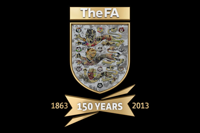 FA: organisation overhauls its brand to mark 150th anniversary