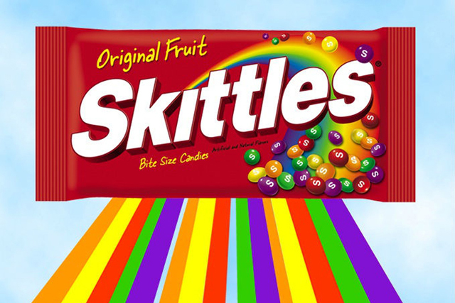 What brands can learn from the Skittles rainbow-inspired Twitter feed