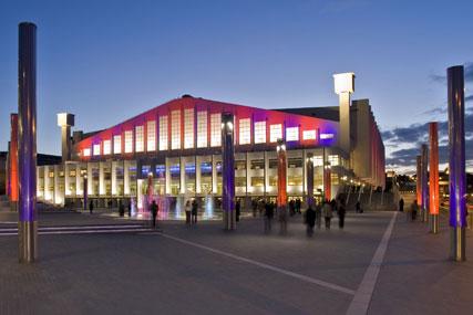 Wembley Arena: secured five-year Barclaycard sponsorship