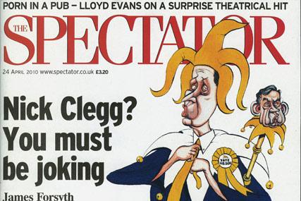 The Spectator: agency hunt