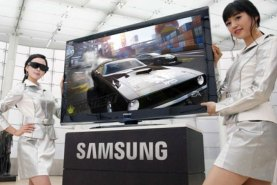 Samsung 3D TV launch