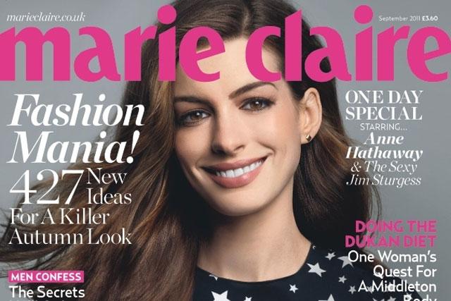 Marie Claire: IPC women's title