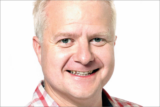 Tim Arthur: appointed editor-in-chief of Time Out media group