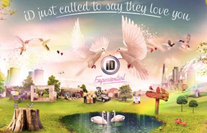 Part of ID's iDate campaign