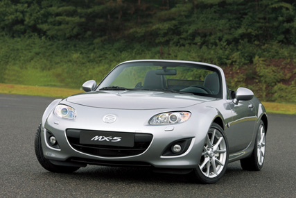 Mazda MX-5: direct campaign supporting 20th anniversary