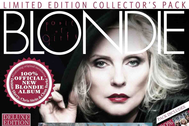 Blondie: Future releases fan pack ahead of album launch
