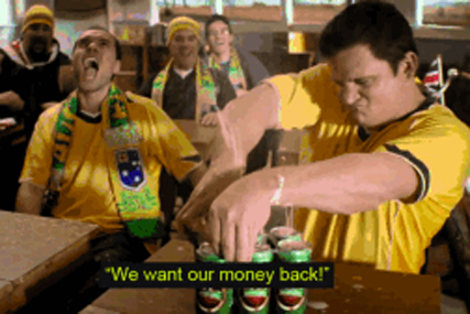 Australian Sportsbet.com World Cup ad pulled after accusations of racism