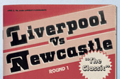 Wrigley's... football programme ads