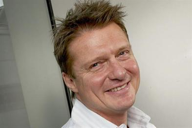Andy Barnes: former commercial director at Channel 4