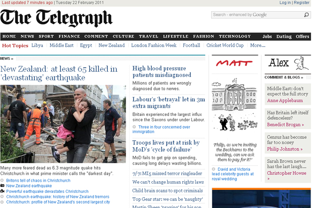 Telegraph: will unveil paid-for website in September