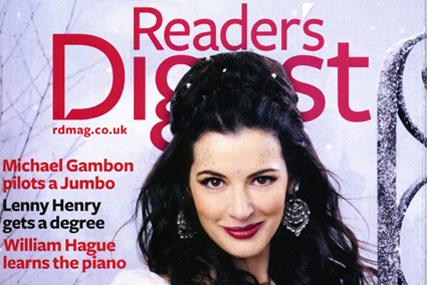 Readers Digest: UK redundancies announced