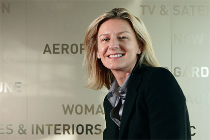Evelyn Webster: IPC Media chief executive