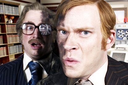 Mitchell & Webb...BBC content to appear on SeeSaw