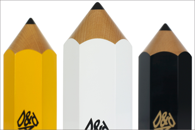 D&AD: launches White Pencil award