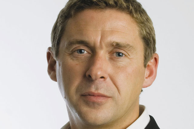 Tim Hipperson: chief executive of G2 Joshua
