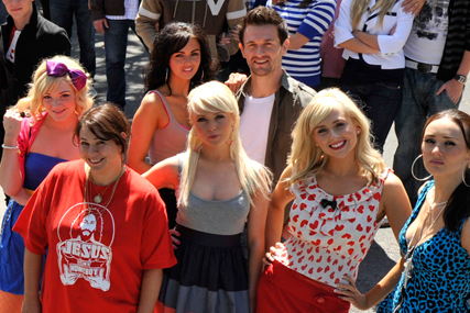 Hollyoaks: signs five-month sponsorship deal with Nikon