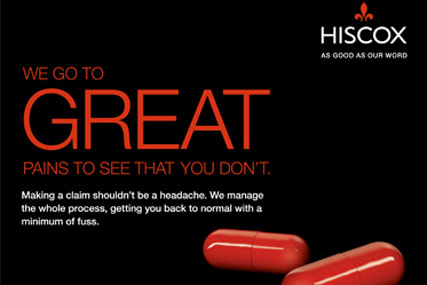 Hiscox: hired Vizeum