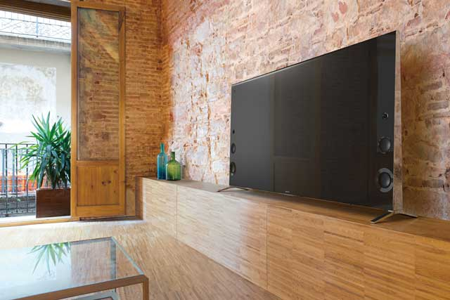 4K: Sony's Bravia Ultra HD TV