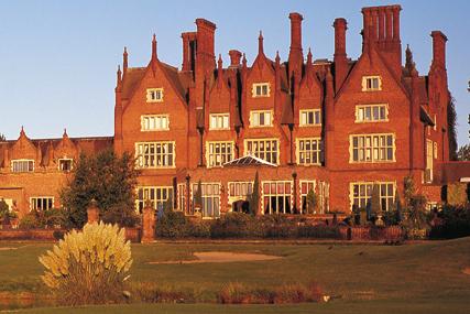 Dunston Hall: De Vere Hotel