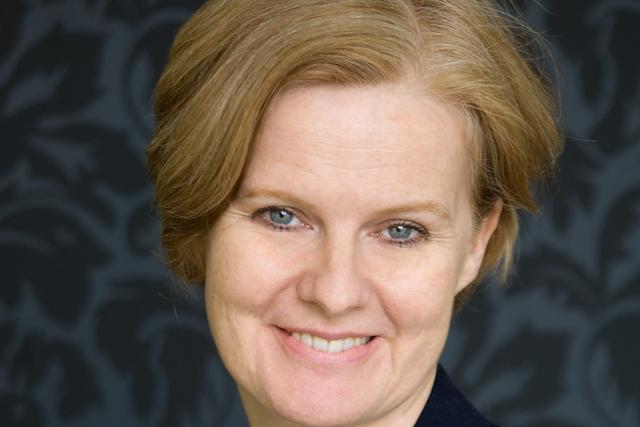 Dinah Caine, OBE, chief executive, Creative Skillset