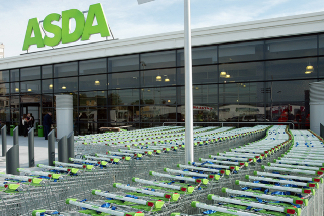 Asda: the only major supermarket brand that has not signed up to OFT's initiative