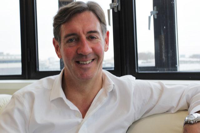 Jonathan Stead: Rapier's chief executive
