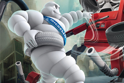 Michelin: UK springboard for first global ad campaign