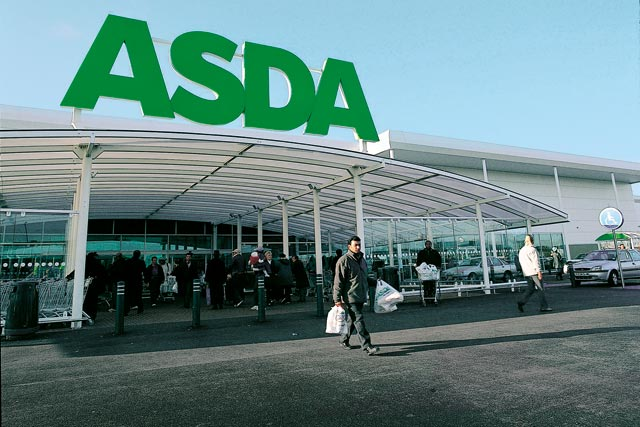 Asda: reported 1.6% rise in sales and a move into premium homeware market