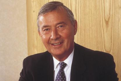 John Napier...Aegis chairman and chief executive