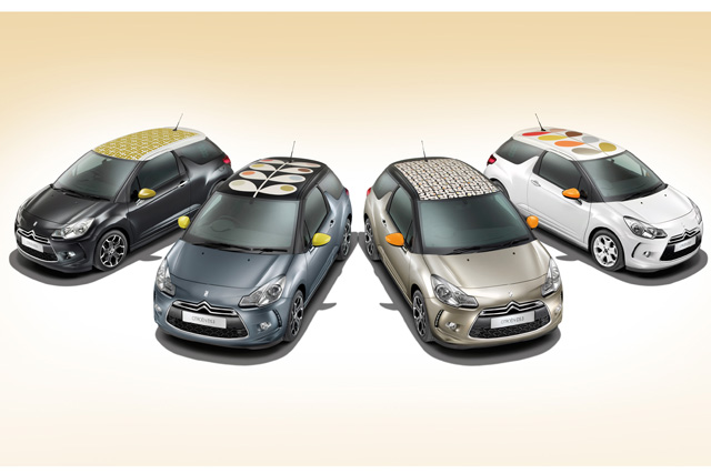 Citroen: Orla Kiely-designed special edition