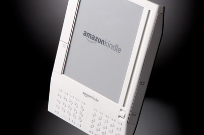 Kindle... could take ads