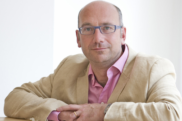 Johnny Webb: managing director of the Living TV Group