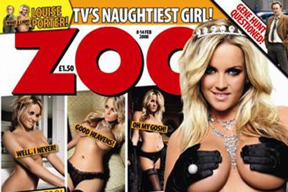 Zoo... editor departs