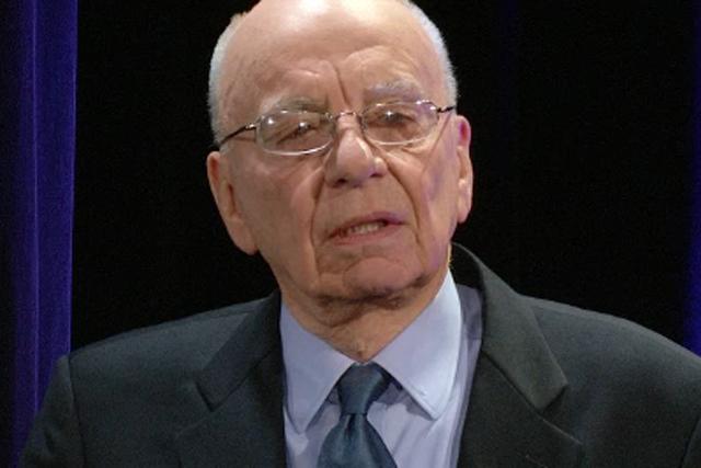Rupert Murdoch: News Corp chairman