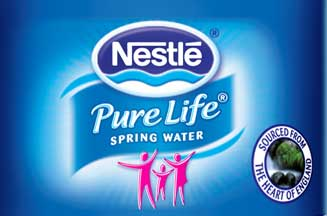Nestlé Pure Life replaces Vittel as London Marathon sponsor