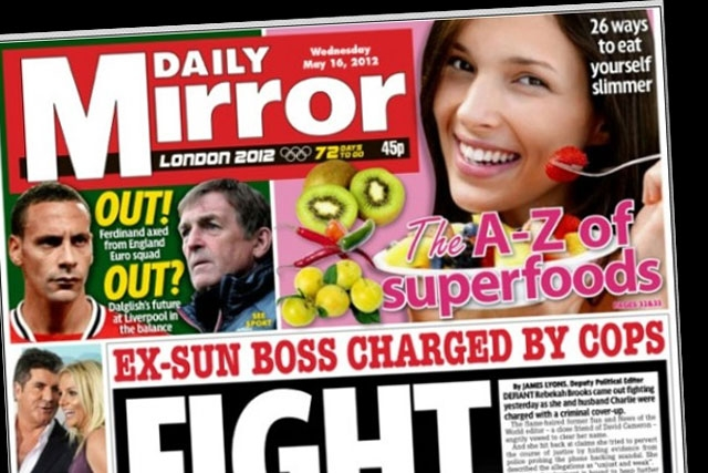 Mirror titles in Euro 2012 deal with Gala Coral